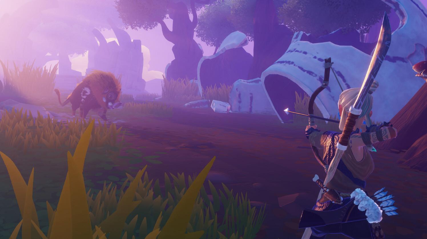 《Windbound》游戏截图1