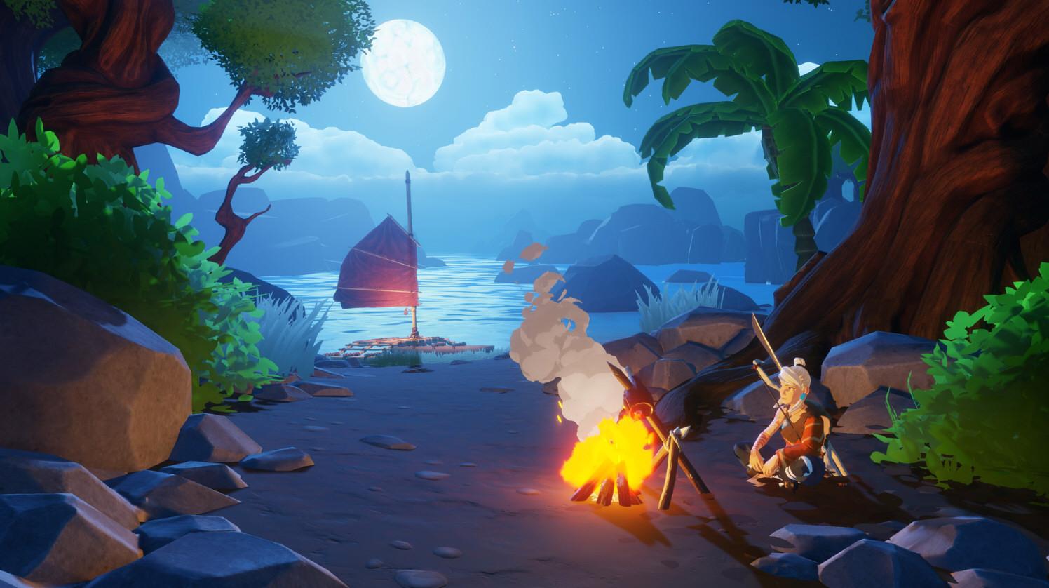 《Windbound》游戏截图4