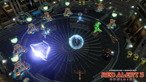 红色警戒3起义时刻游戏截图3