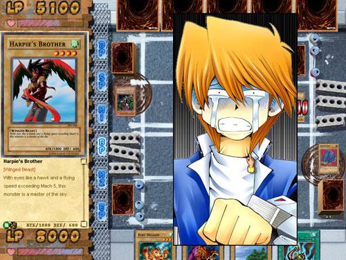 游戏王之混沌力量城之内篇截图