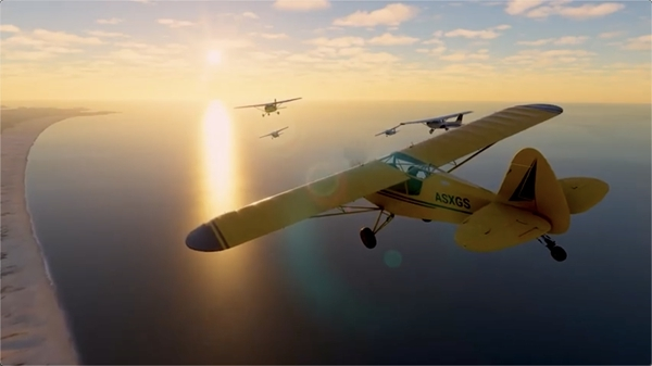 微软飞行模拟游戏图片4
