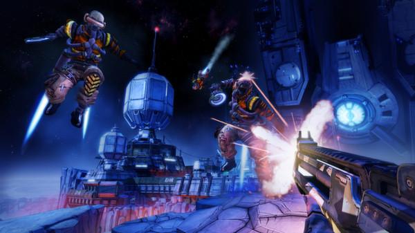 无主之地:前传游戏宣传图1