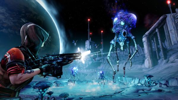 无主之地:前传游戏宣传图2