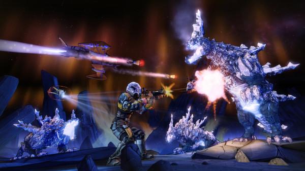 无主之地:前传游戏宣传图3