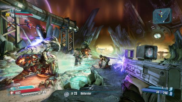 无主之地:前传游戏宣传图4