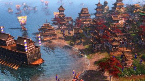 《帝国时代3:终极版》游戏截图