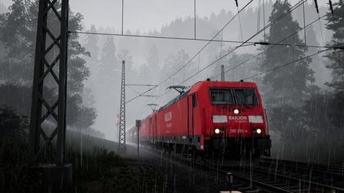 模拟火车世界游戏宣传图2