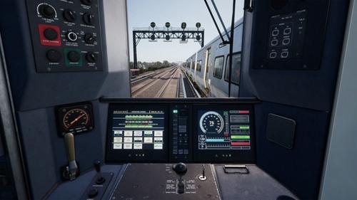 模拟火车世界游戏宣传图4
