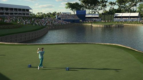 PGA巡回赛2K21游戏截图
