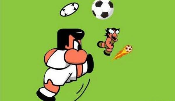 热血足球3游戏图片3