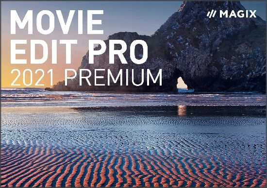 MAGIX Movie Edit Pro 2021�D片