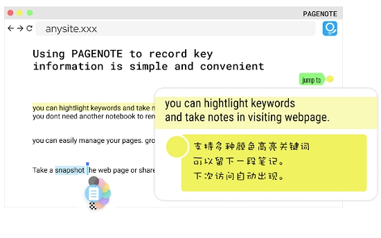 pagenote�D