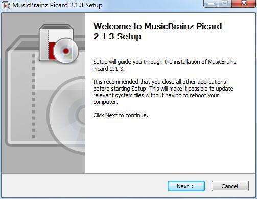 MusicBrainz Picard�D片3