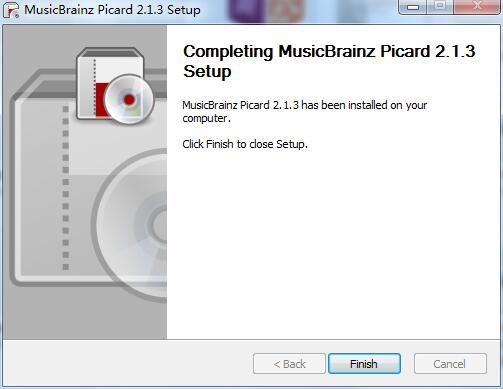MusicBrainz Picard�D片8