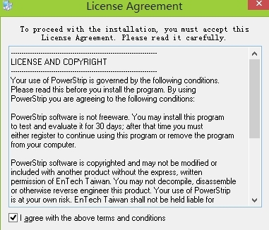 PowerStrip使用教程�D