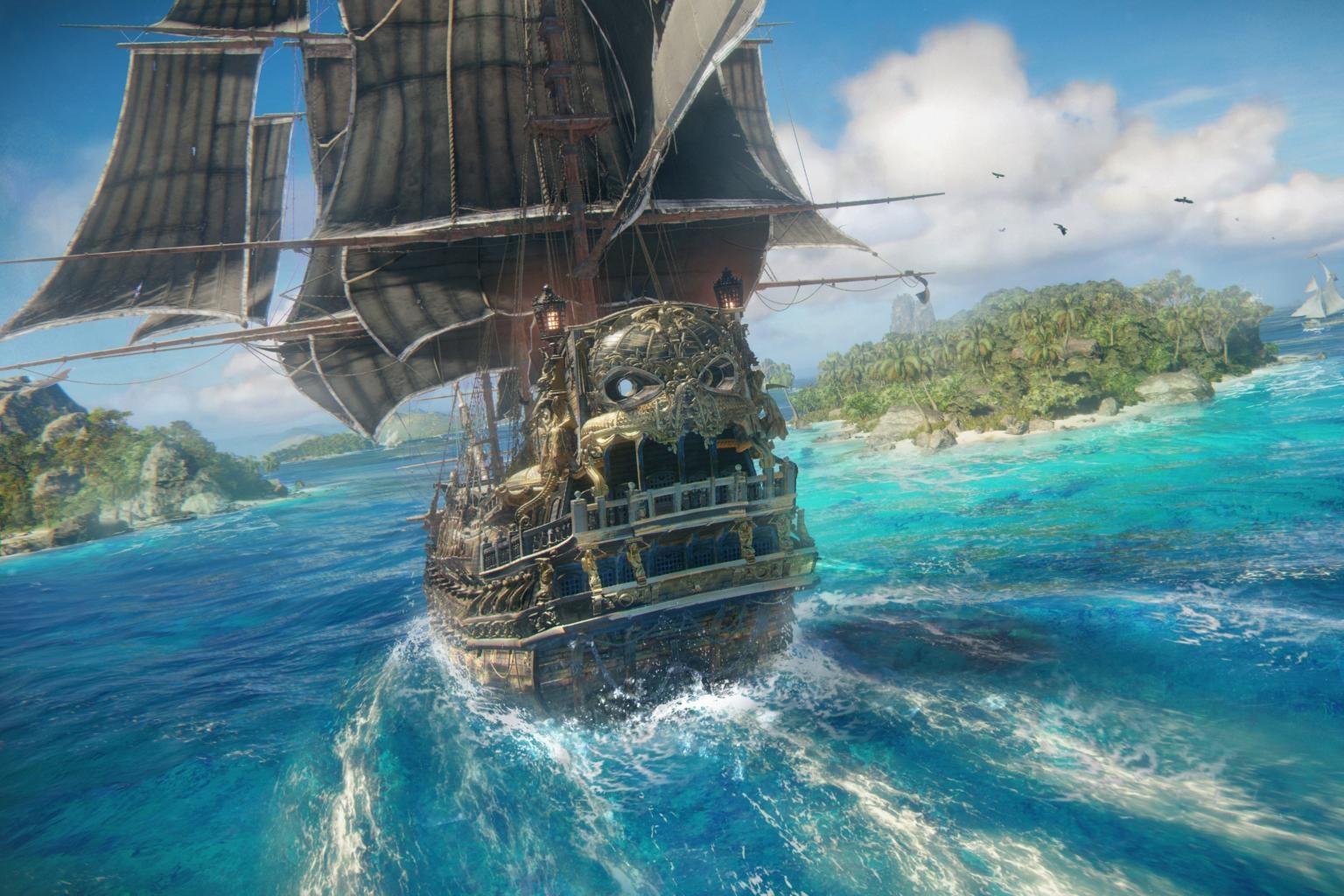 盗贼之海游戏截图