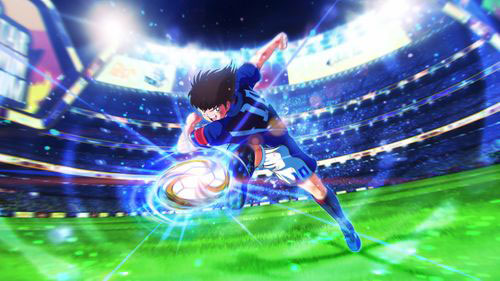 足球小将新秀崛起游戏截图