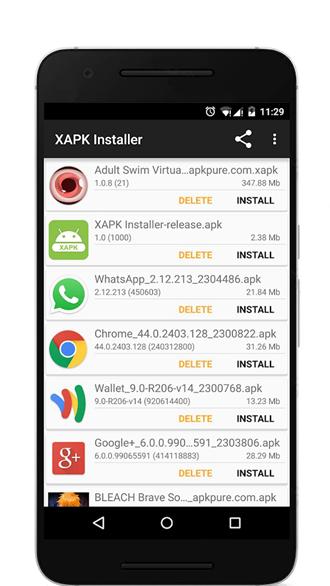 XAPK Installer截图0