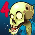 愚蠢的僵尸4免费版