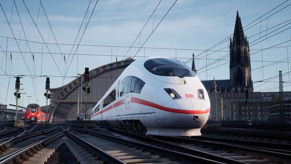 模拟火车世界2截图2