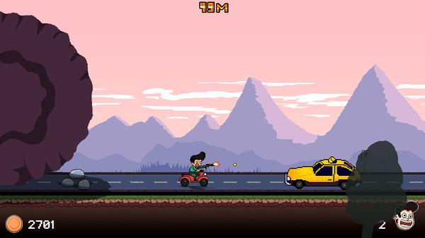 竞速摩托车截图0