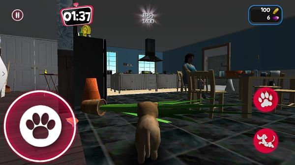 小狗模拟器无限金币版截图0