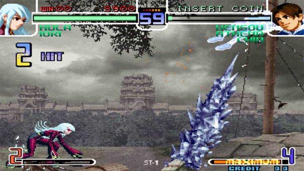 拳皇2002魔法加强版2截图1