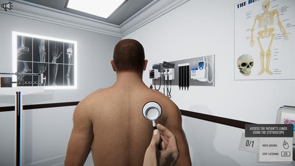医生模拟器截图0