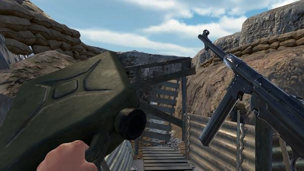 二战僵尸围剿截图2