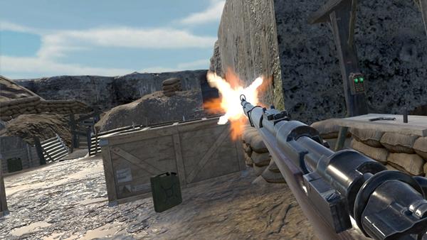 二战僵尸围剿截图3