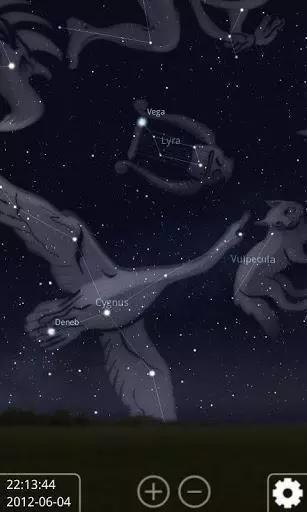 Stellarium Mobile Sky Map截图0