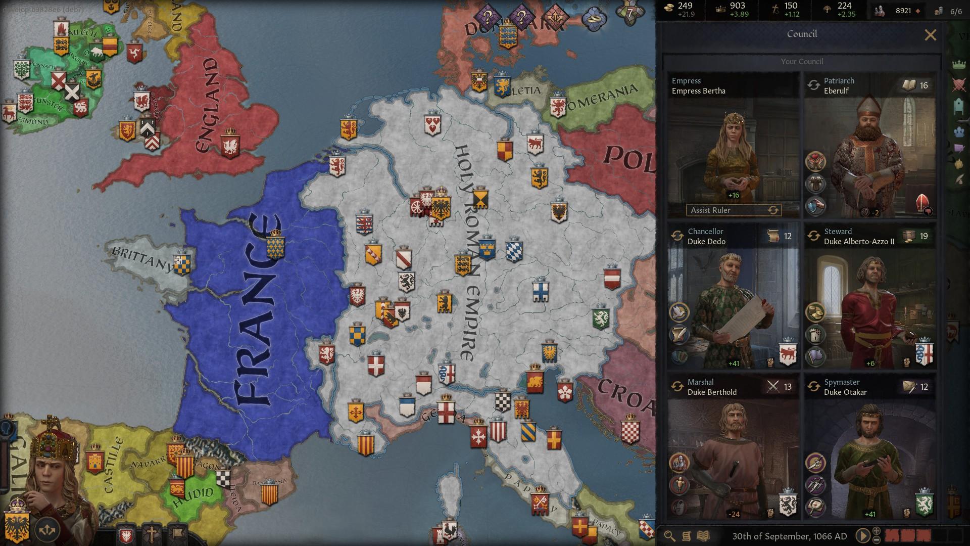 十字军之王3游戏截图1