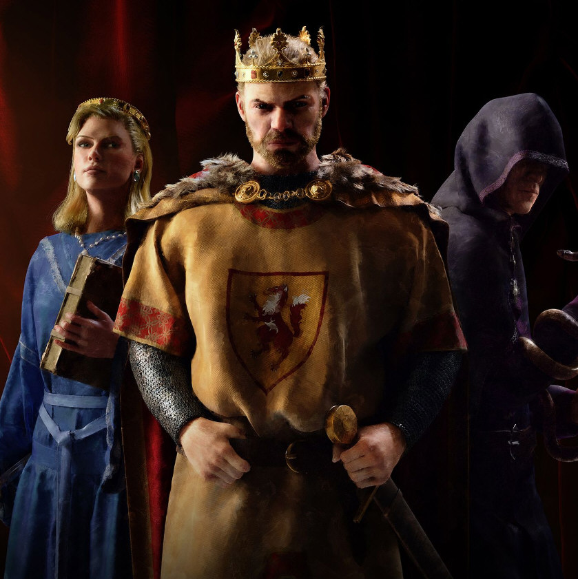 十字军之王3游戏截图3
