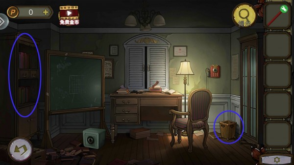 密室逃脱绝境系列10寻梦大作战第5关图