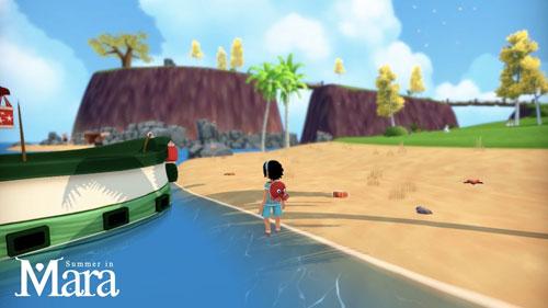 玛拉的夏天游戏截图