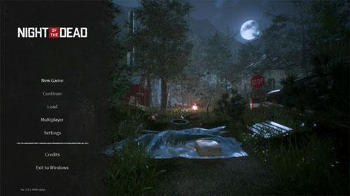 死亡之夜游戏截图