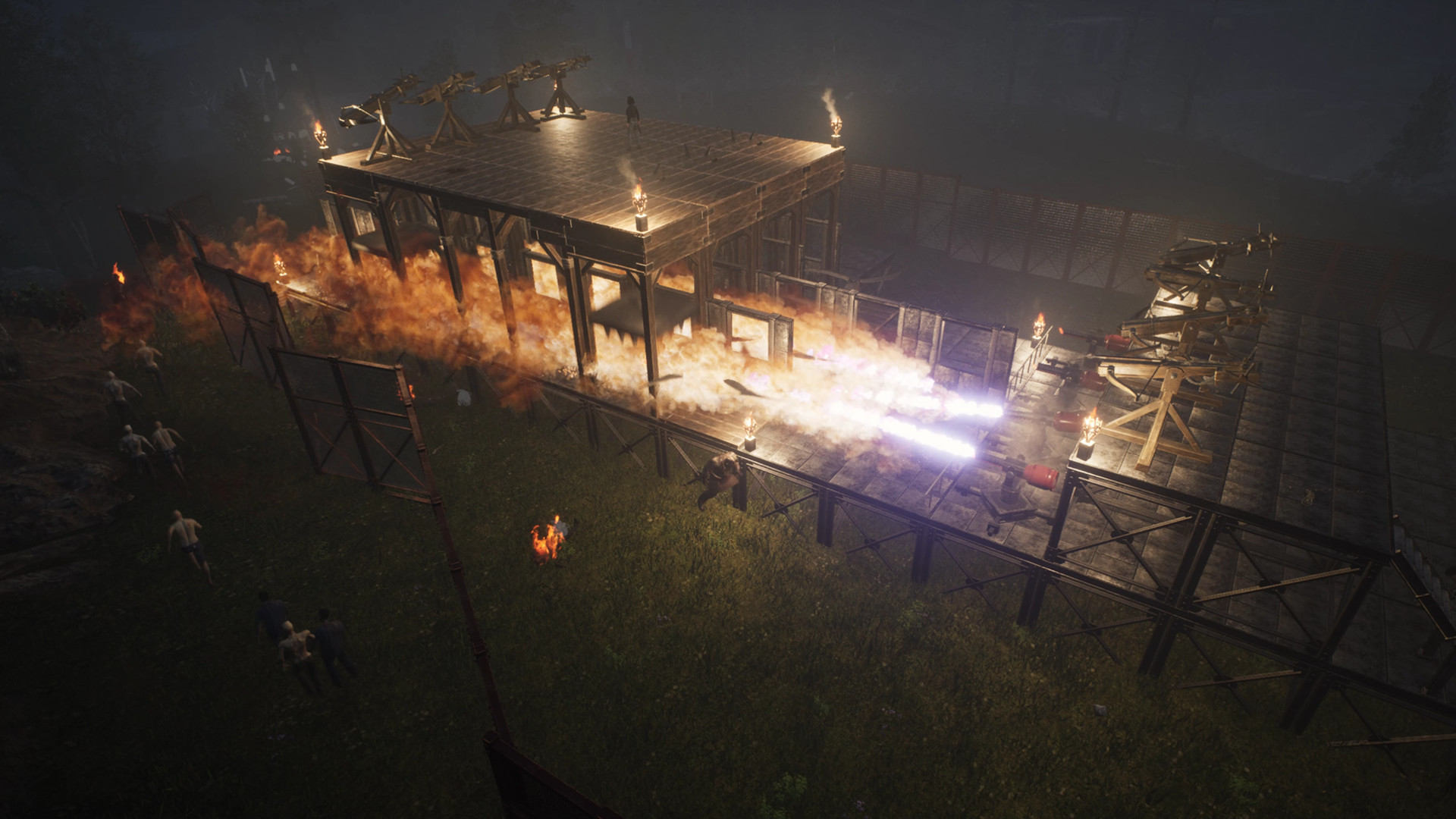死亡之夜游戏截图2