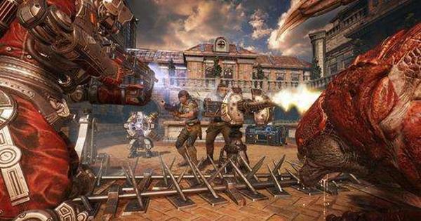 战争机器4游戏图片3