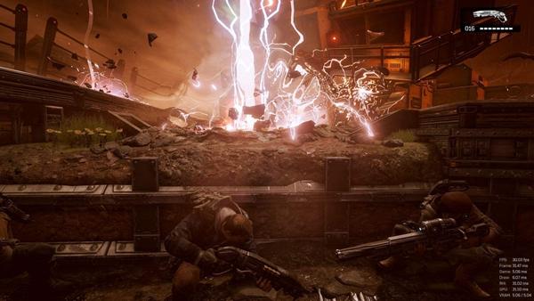 战争机器4游戏图片4