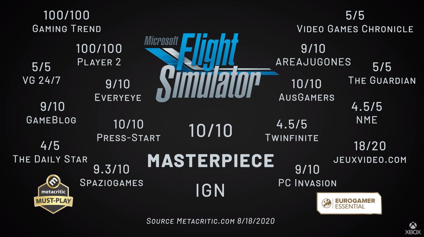微软飞行模拟游戏1