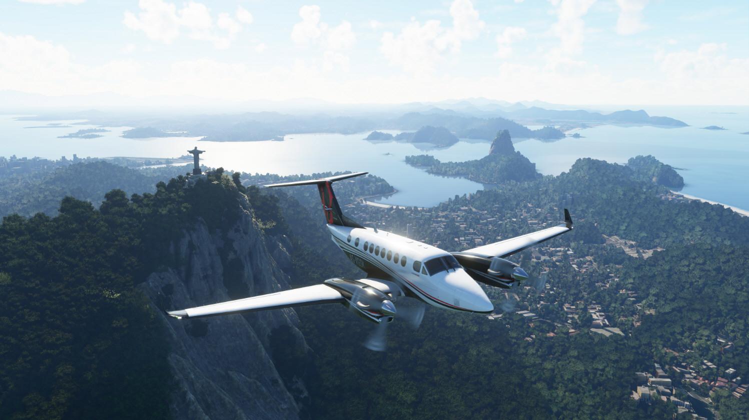 微软飞行模拟游戏3