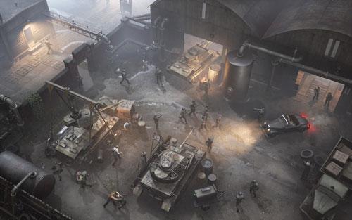 《War Mongrels》游戏截图
