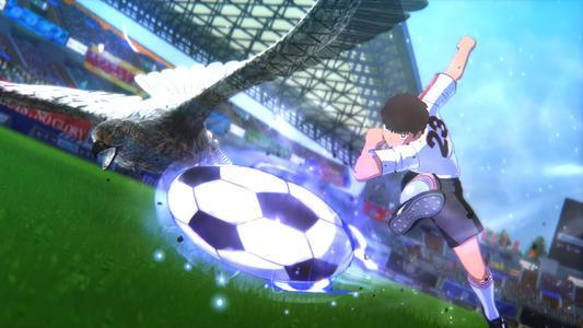 足球小将游戏截图