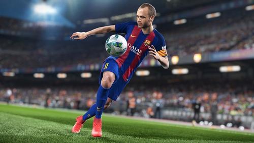 实况足球2018游戏宣传图4