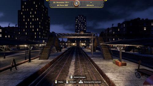 铁路帝国游戏截图