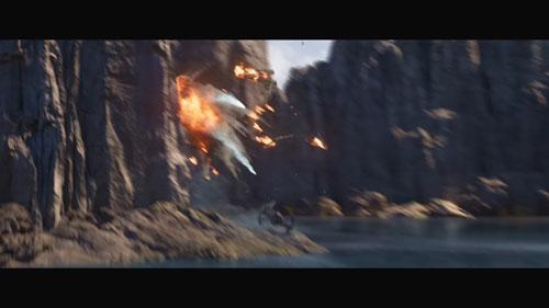 《星球大战:战机中队》CG短片截图