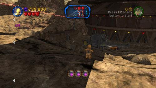 乐高星球大战3游戏截图