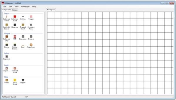 RsMapper软件图片