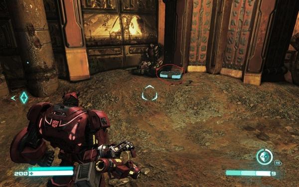 变形金刚赛博坦的陨落游戏截图9