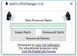 CPUChanger图片